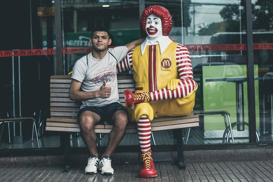 Brand Appreciation for McDonalds