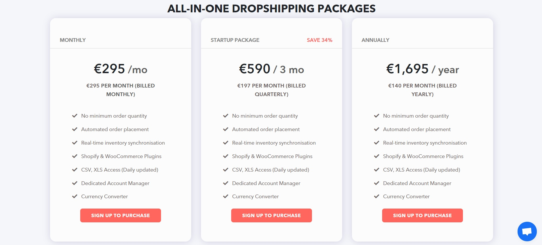 BrandsGateway pricing plans