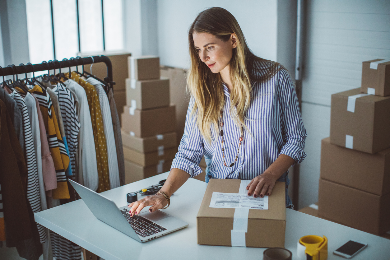 Choose a Business Model to Sell Clothing
