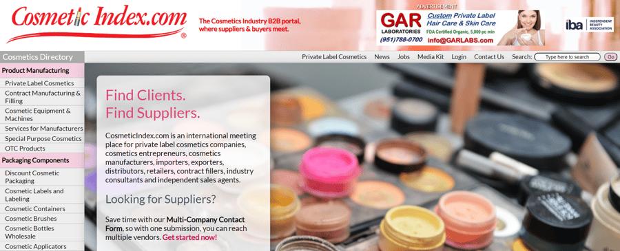 Cosmetic Index