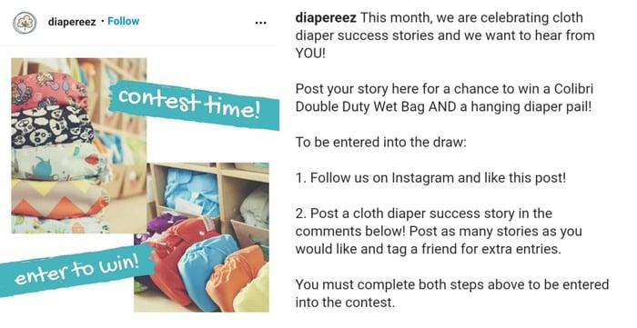 Diaper-EEZ Giveaway