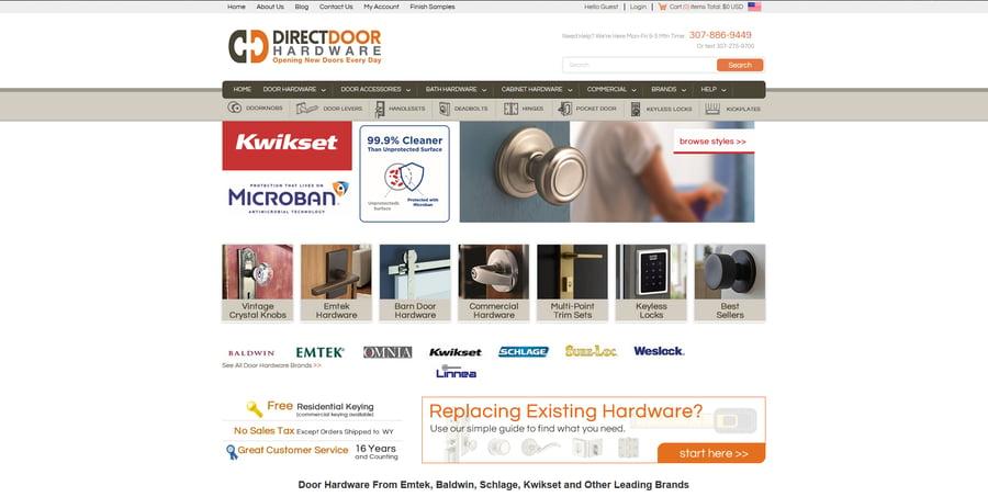 Direct Door Hardware