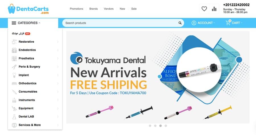 Dentacarts.com