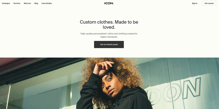 Icon Printing