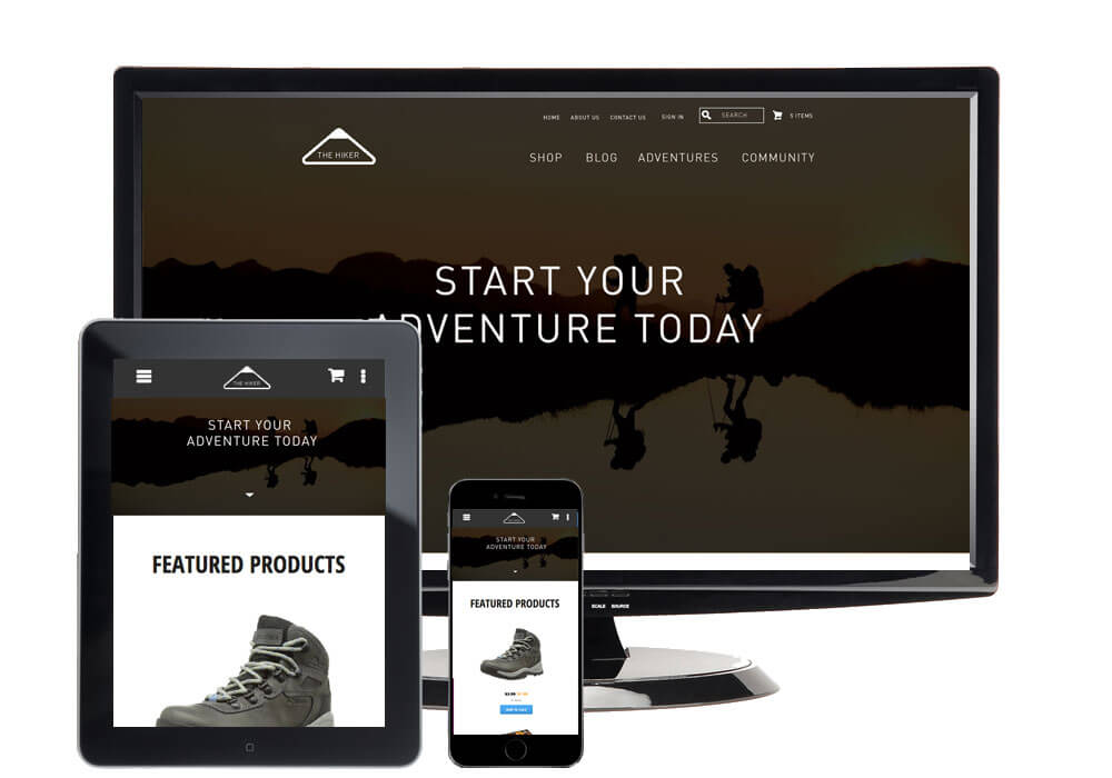 the-hiker-html5