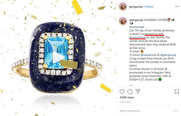 Instagram Gem Gossip