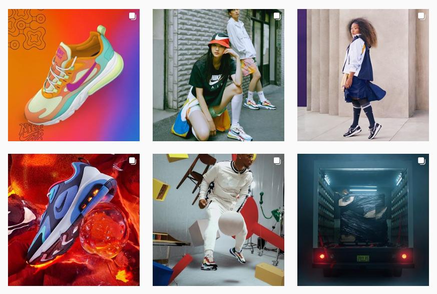 Instagram Nike