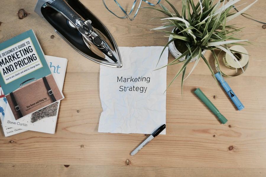Invest in Marketing
