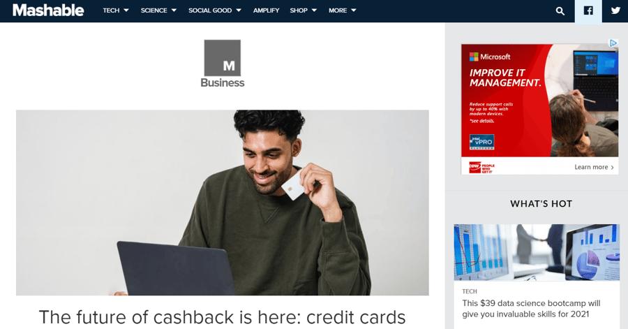 Mashable Business