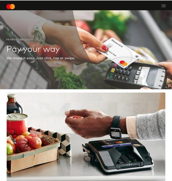 MasterCard sonic branding