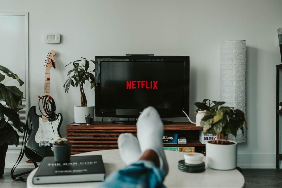 Netflix Utilizes Personalized Marketing