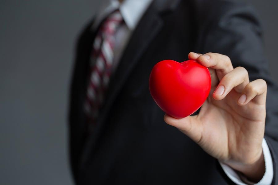 Nurture customer relationships to build loyalty