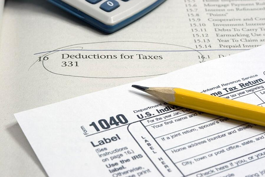 Personal tax deductions