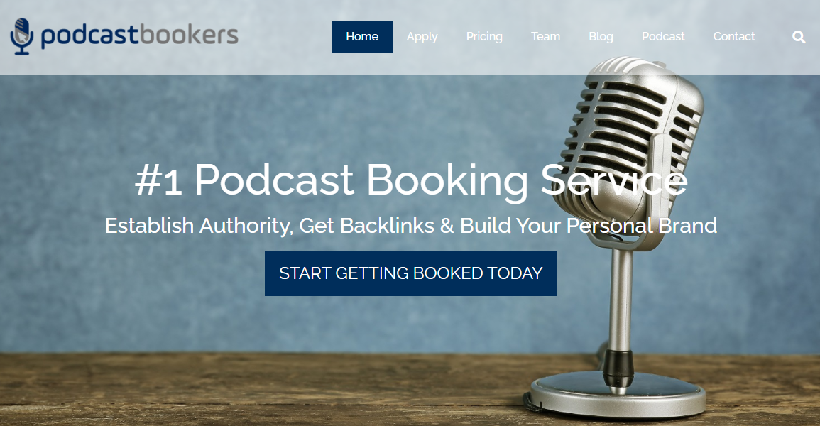 PodcastBookers
