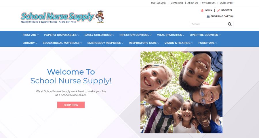 School Nurse Supply