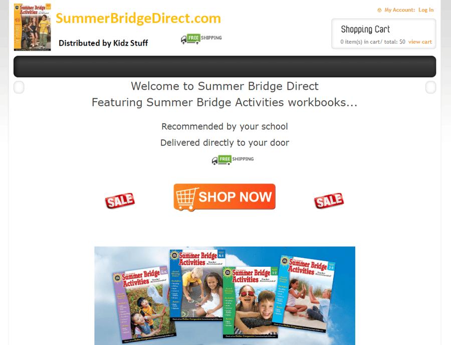 Summer Bridge Direct