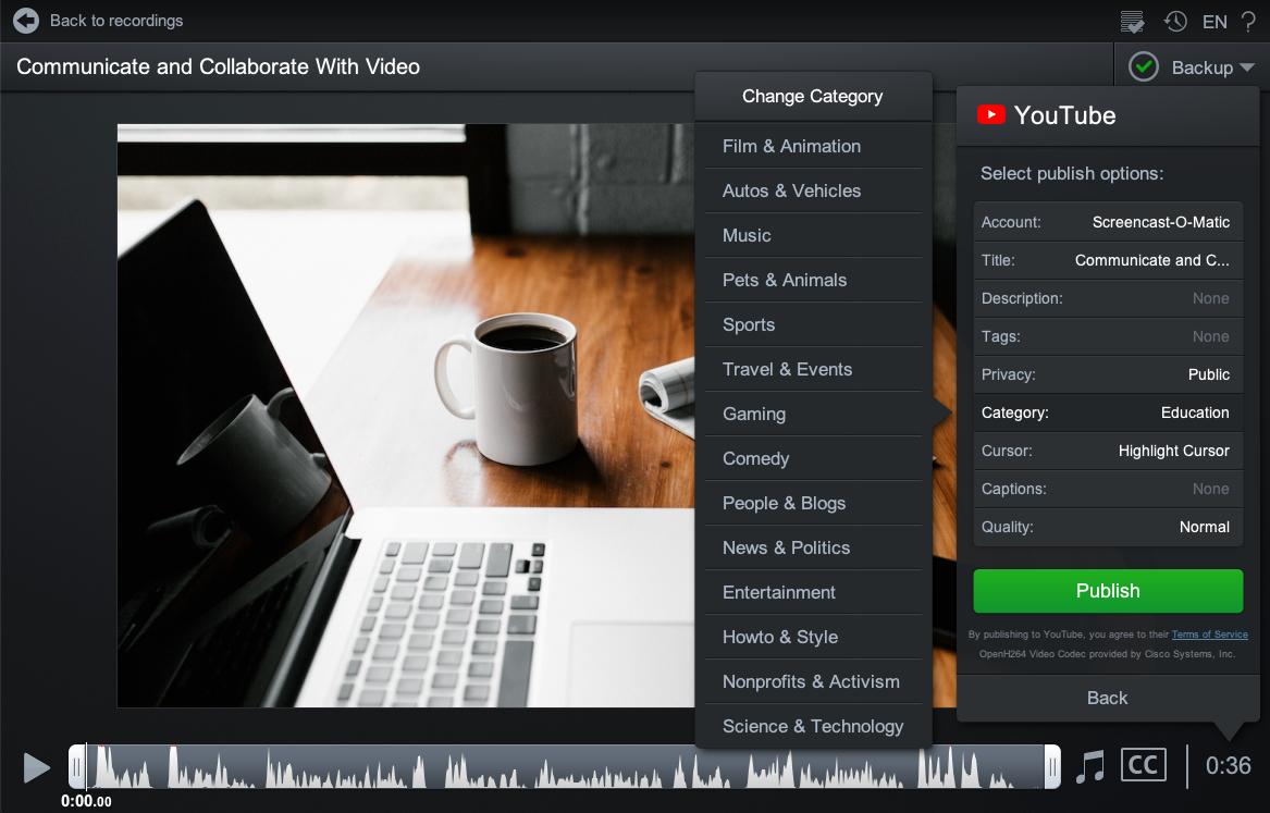 Use a good video editor
