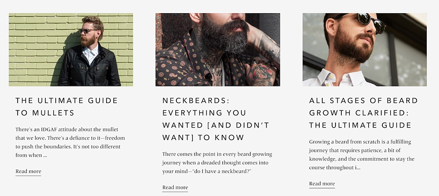 beardbrand urban beardsman