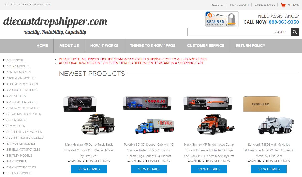 diecast-dropshipper