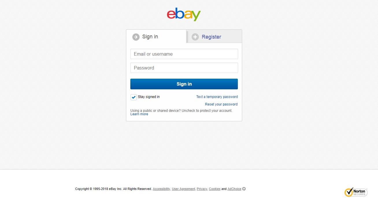 ebay-login-page