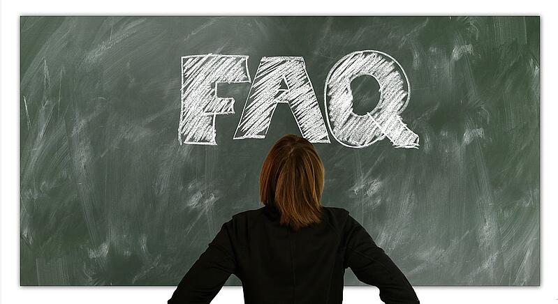 FAQs for eCommerce Websites