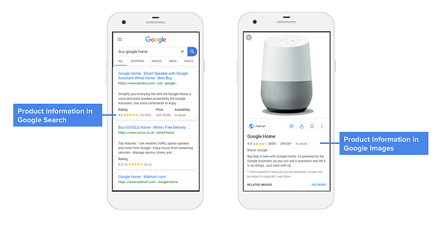google product feed update