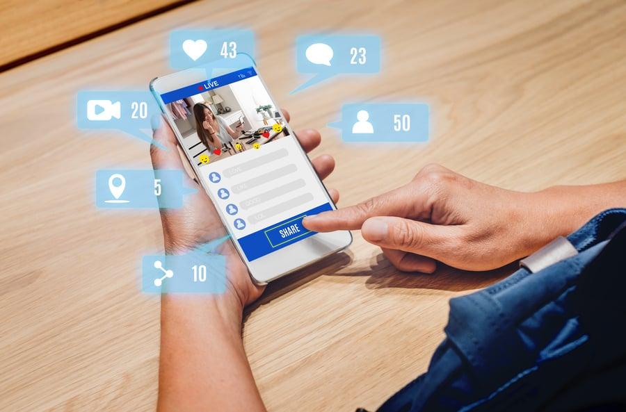 Nurturing a social media post
