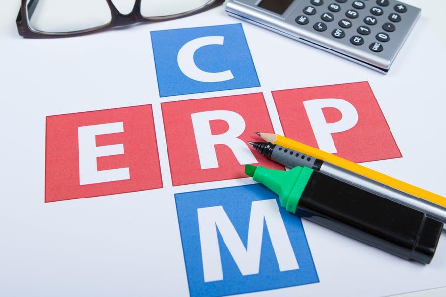 ERP CRM