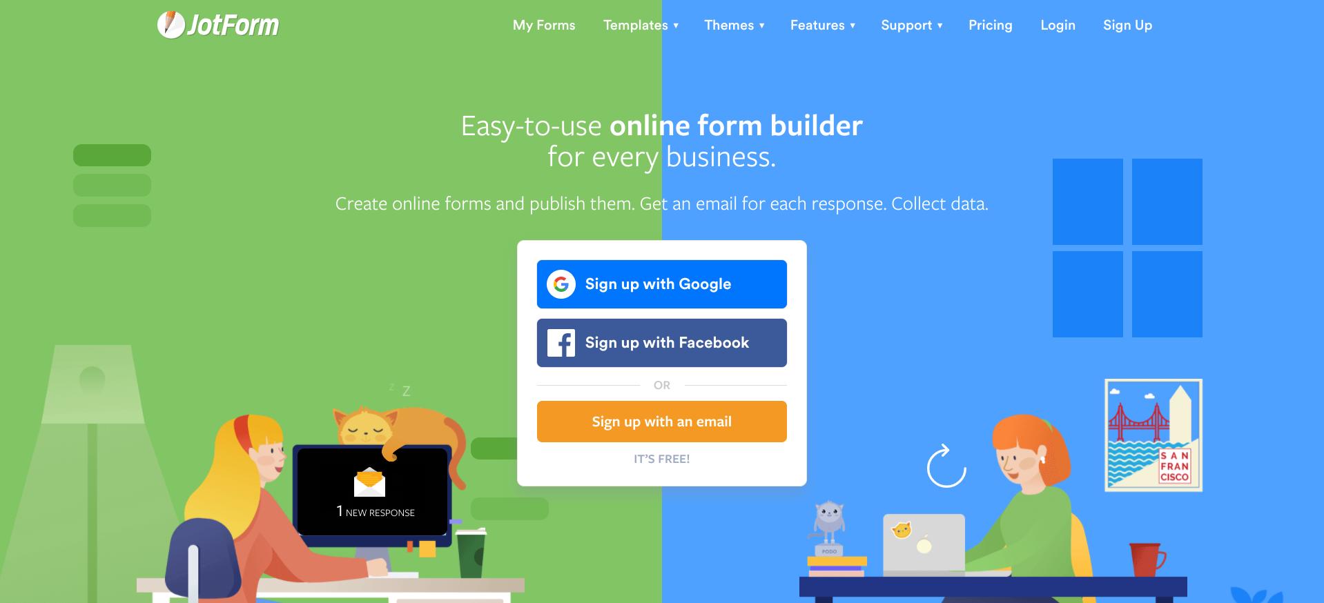 jotform-survey-maker