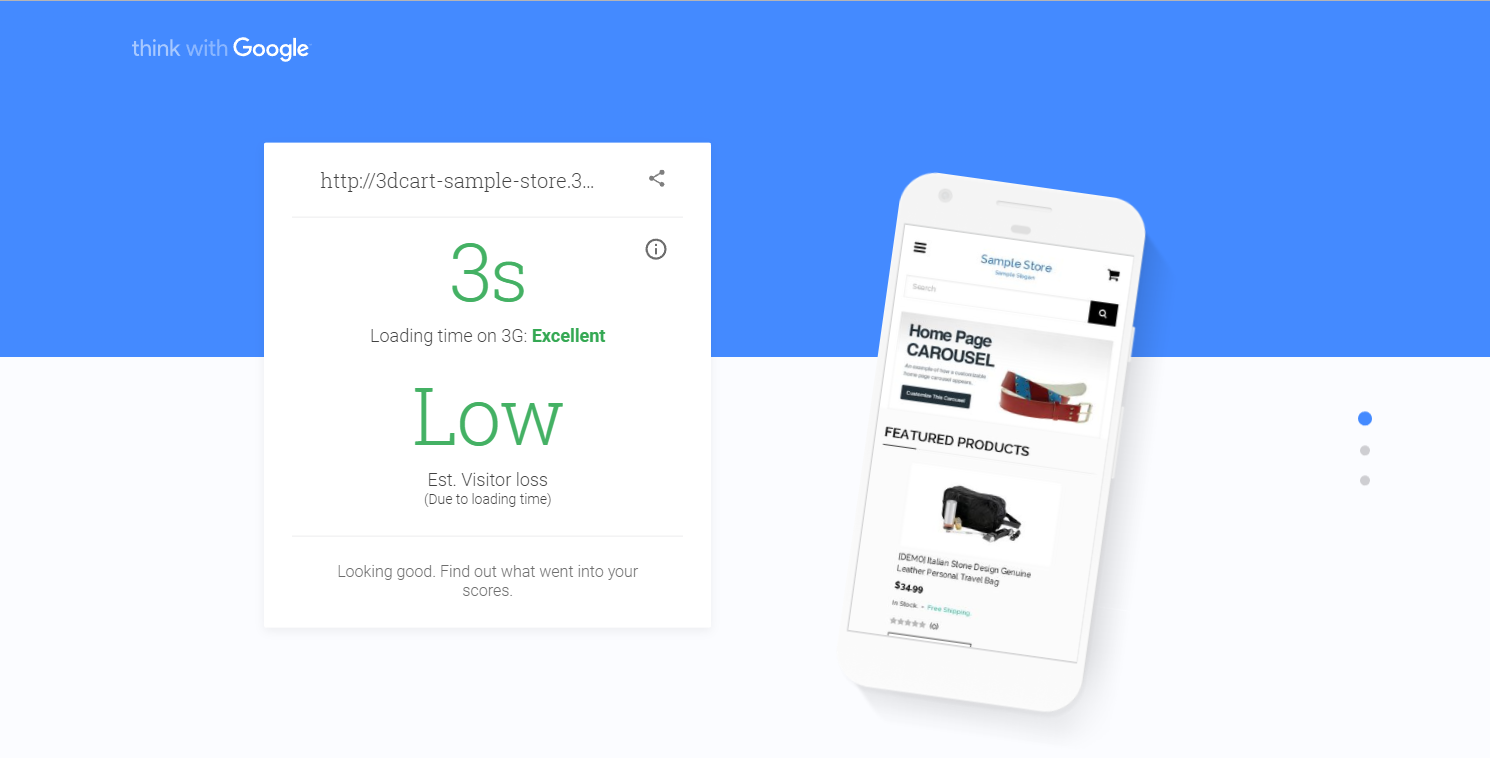 mobile-page-speed-excellent