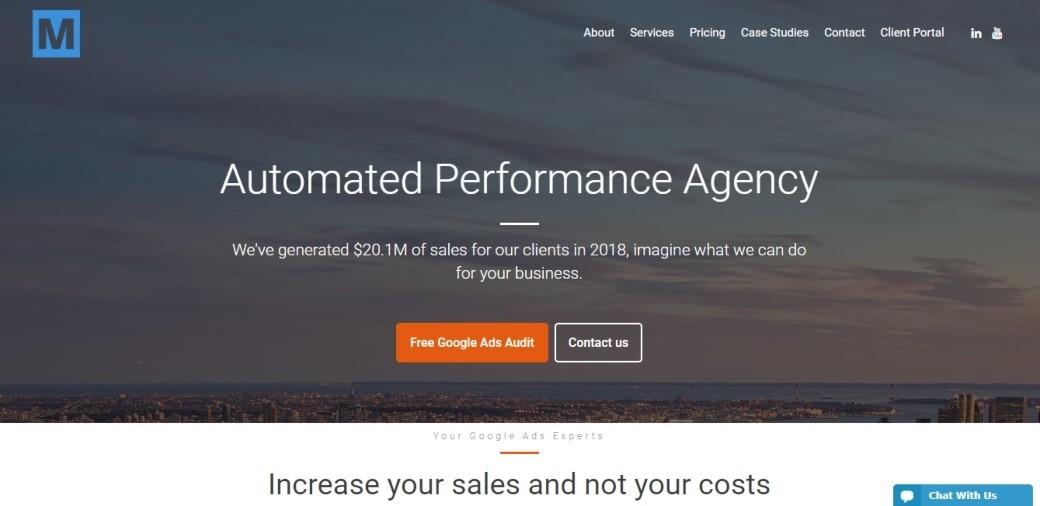 muzaara automated performance agency