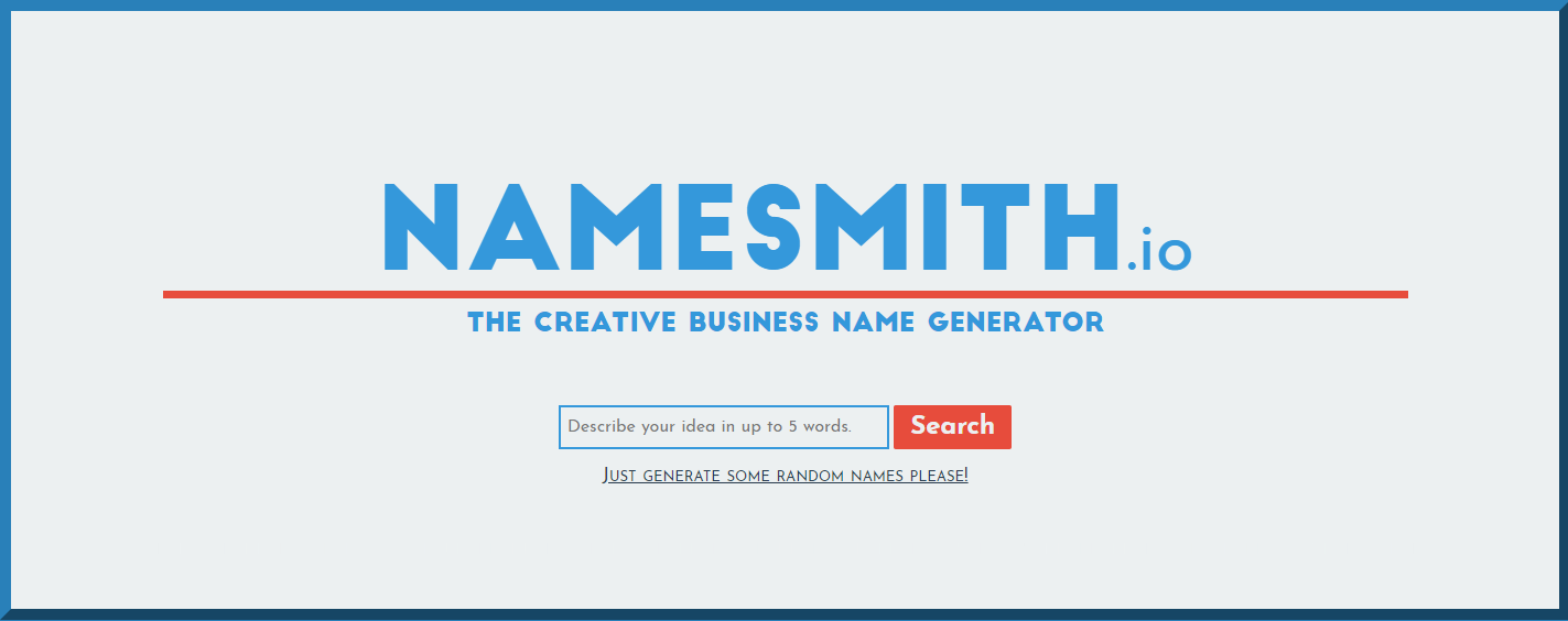 namesmith-creative-name-generator