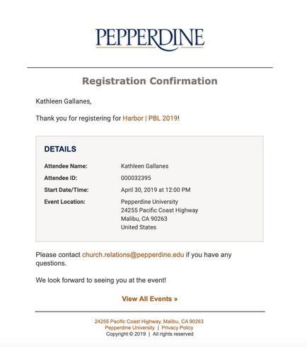 pepperdine email
