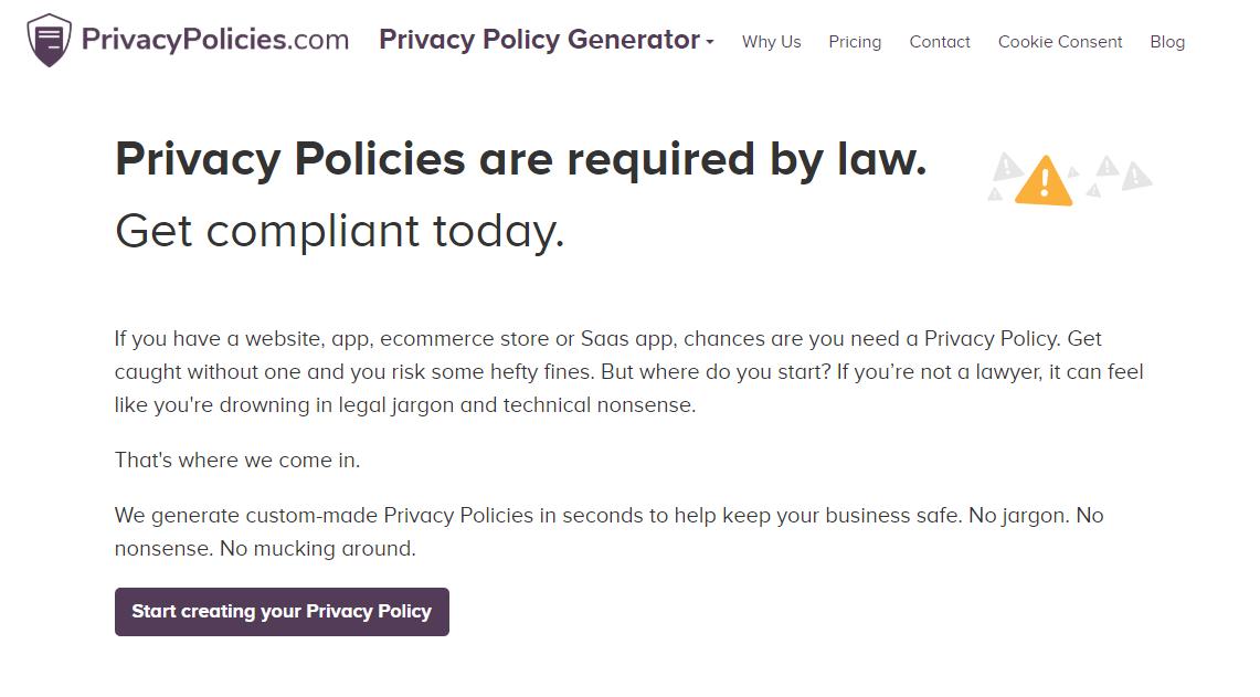 privacy-policies-generator
