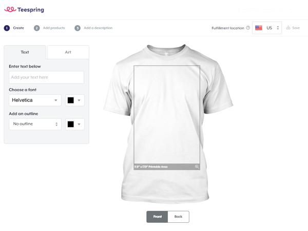 sell-shirts-on-teespring