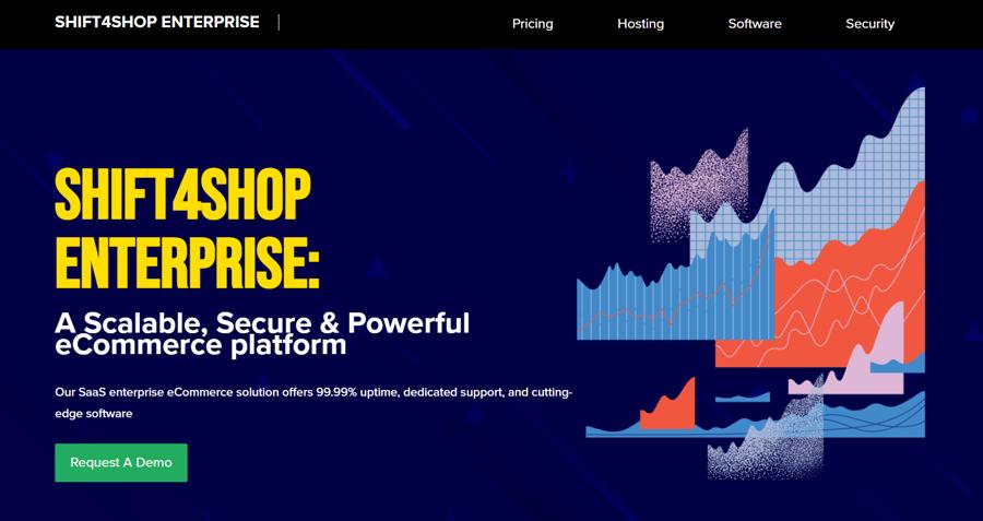 shift4shop enterprise