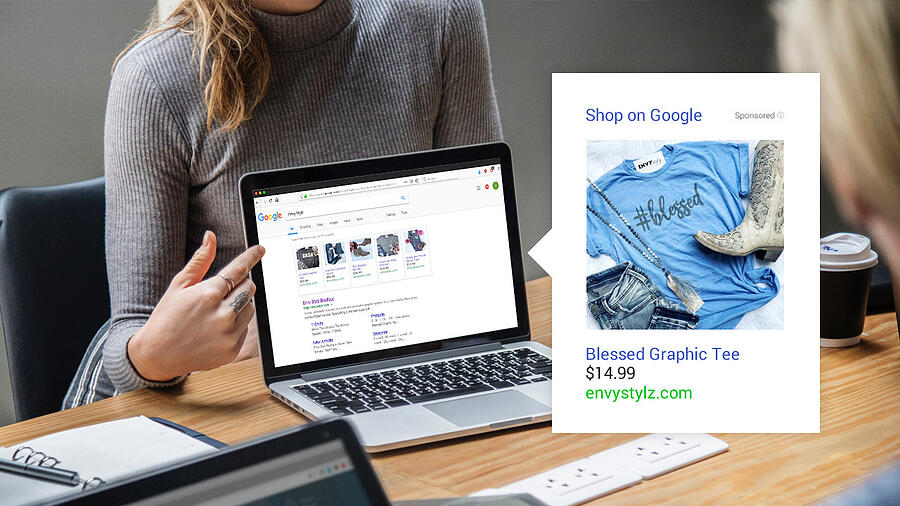 Google product shopping ads