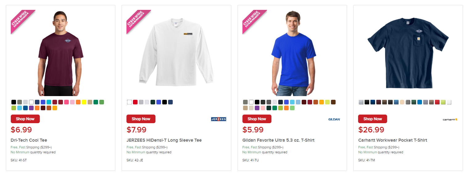 tshirts-unlimited-product-options