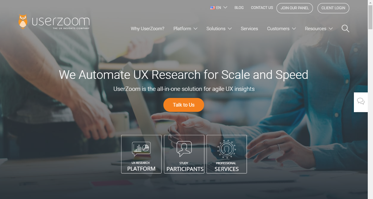 userzoom-ux-research