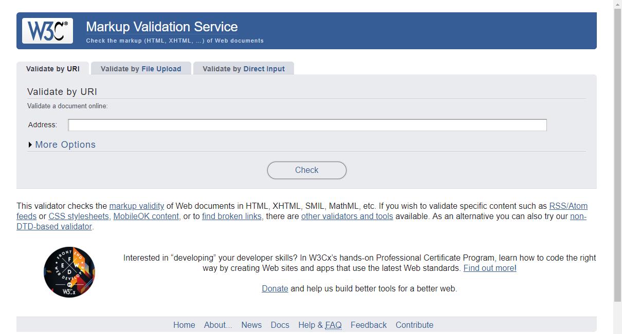 w3c-markup-validation-service