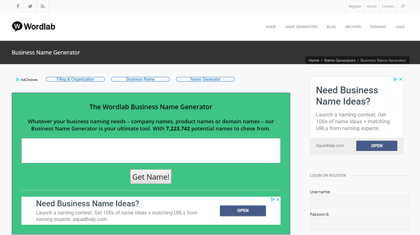 wordlab-business-name-generator