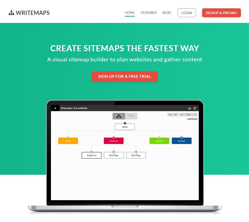 writemaps-sitemap-builder