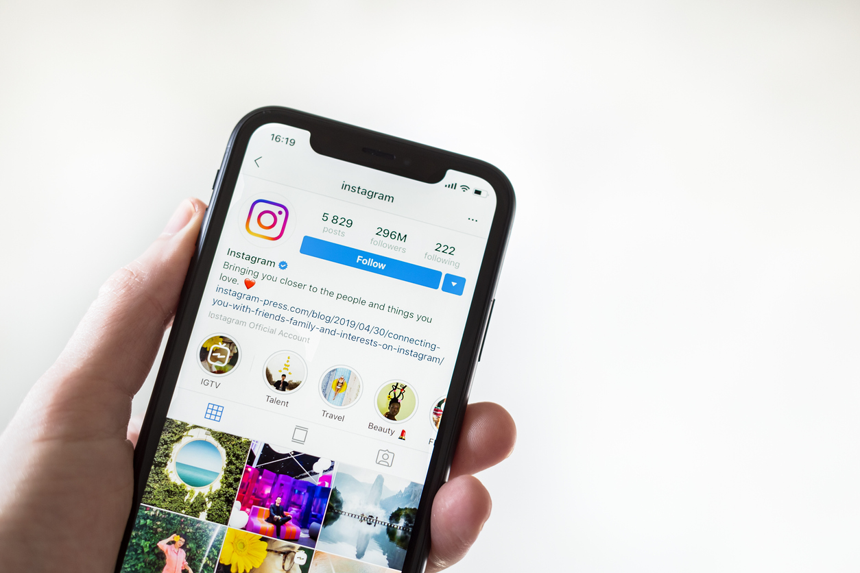 Instagram Shops and Checkout