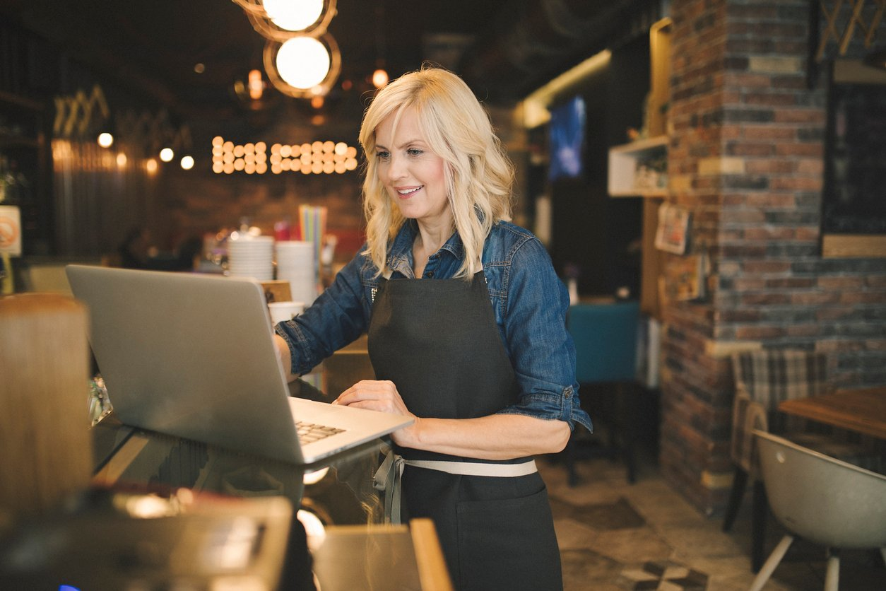 Business owner building a local eCommerce presence.
