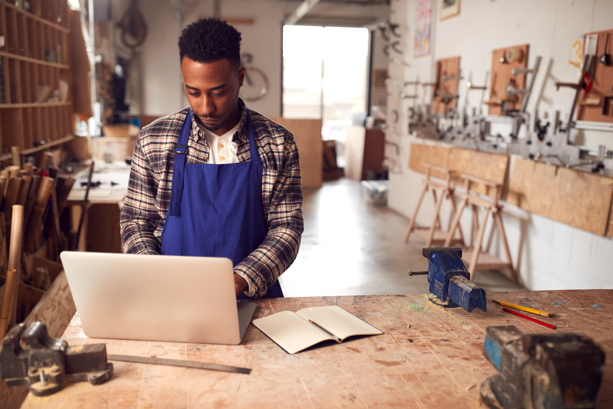 making an eCommerce website for a brick-and-mortar business