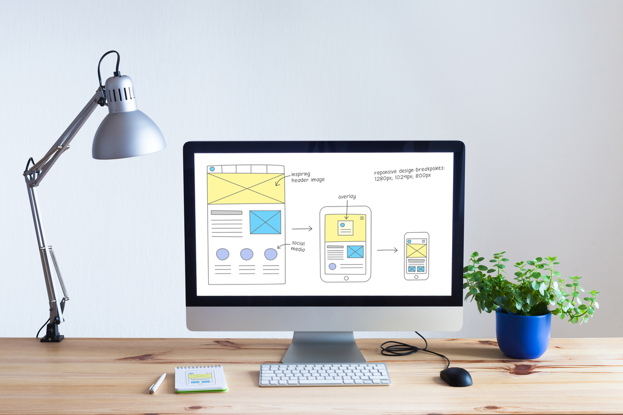 wireframe tools for web design